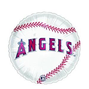 Anaheim Angels Balloon- 18in