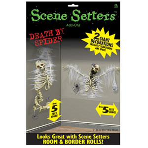 Spider Scene Setter- 5ft 2ct