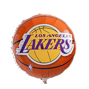 L.A. Lakers Balloons
