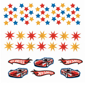 Hot Wheels Confetti- Assorted
