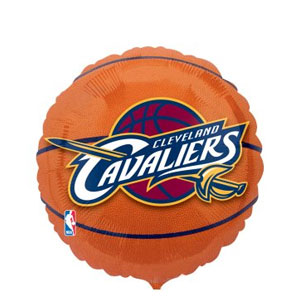 Cleveland Cavaliers Balloons