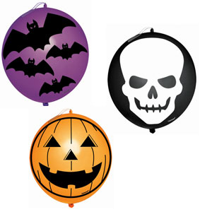 Halloween Punch Balloons- 16ct