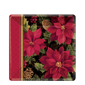 Holiday Enchantment 7 Inch Plates