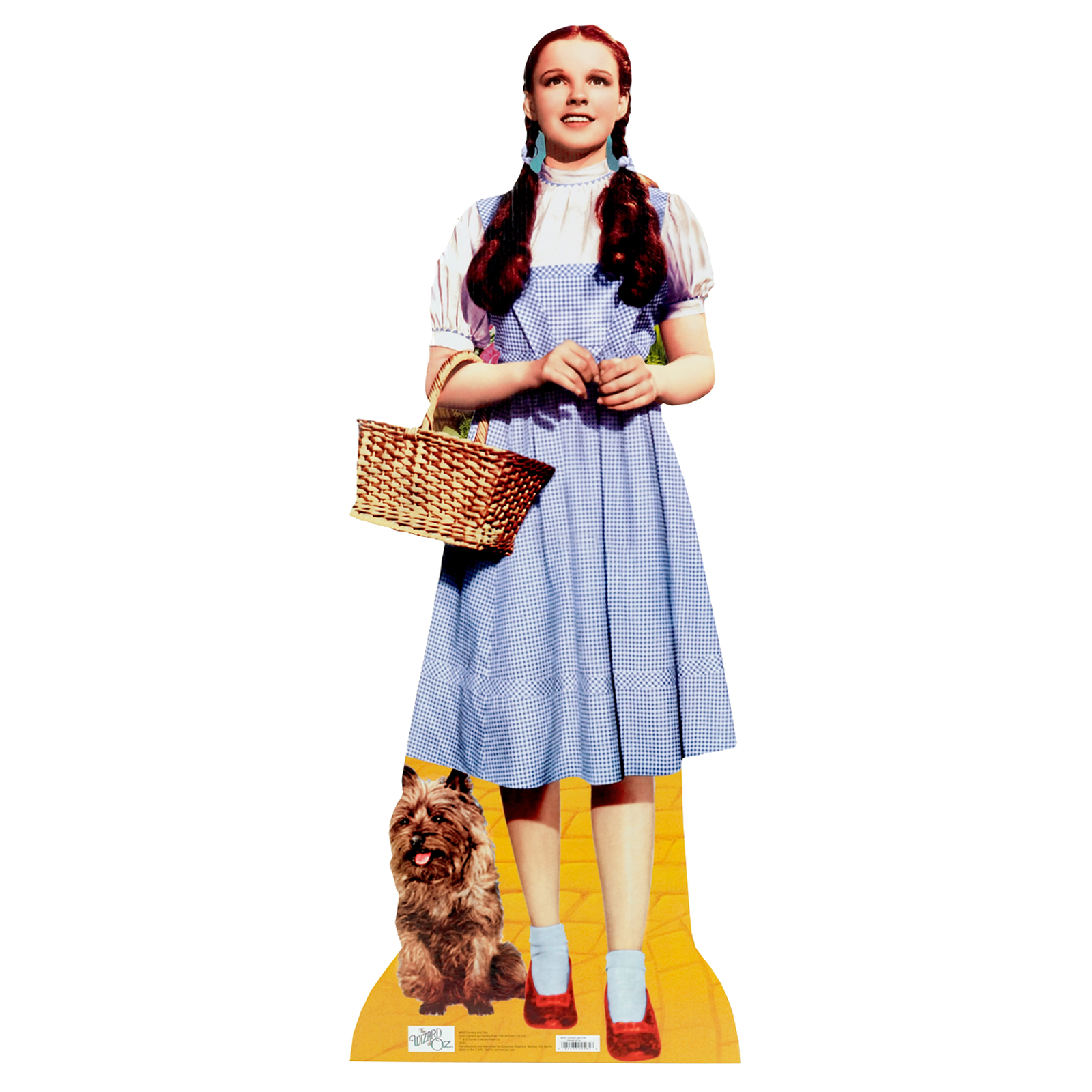 Dorothy & Toto Standup