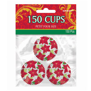 Holiday Classic Cupcake Cases- 150ct