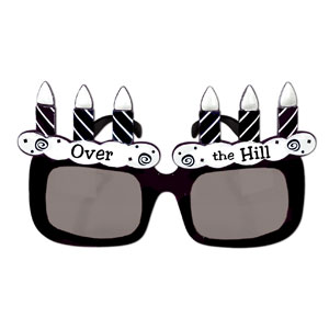 Over the Hill Glasses - Full Size