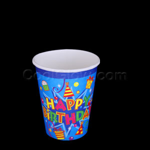Birthday Fun 9 oz. Cups