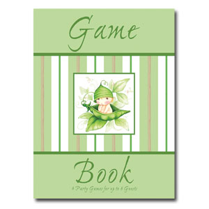 Sweet Pea Game Book