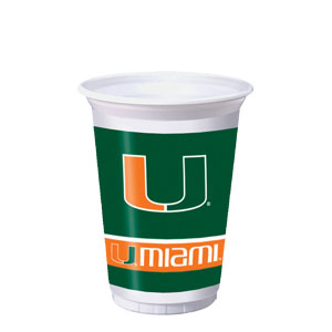 Miami 20 oz. Cups