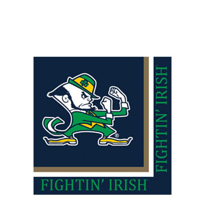 Notre Dame Luncheon Napkins- 20ct