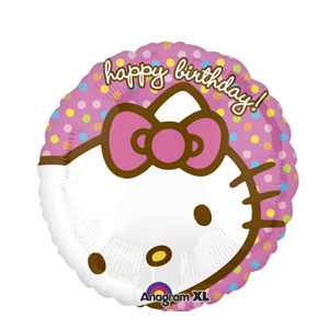 Precious Hello Kitty Balloon- 18 Inch