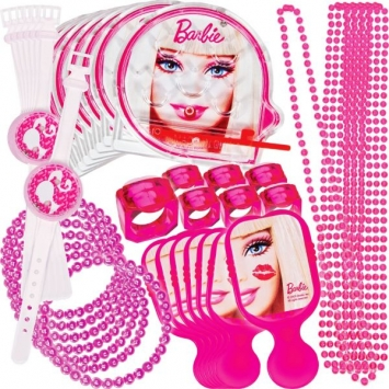 Barbie 42-PC Favor Pack
