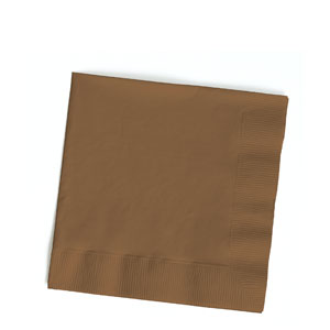 Mocha Luncheon Napkins