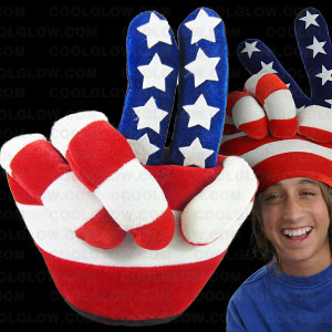 Patriotic Peace Hat