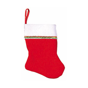 Small Christmas Stocking Pack- 6ct