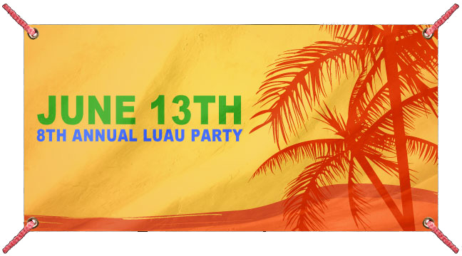 Tropical - Custom Banner