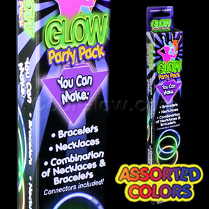 Glow Bracelet and Necklace Kit