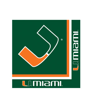 Miami Luncheon Napkins