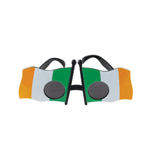 Irish Flag Fanci Frames