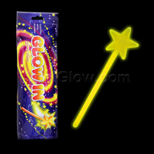 Glow Magical Star Wand