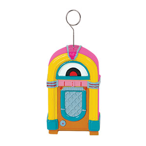 Jukebox Balloon Weight - 6oz