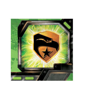 GI Joe Luncheon Napkins- 16ct
