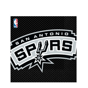 San Antonio Spurs Luncheon Napkins