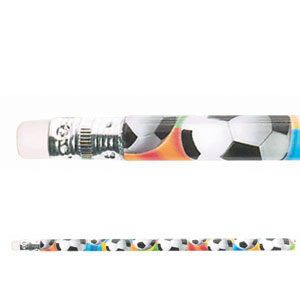 Soccer Pencil- 12ct
