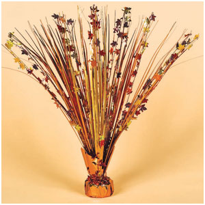 Fall Leaves Spray Centerpiece- 18 Inch