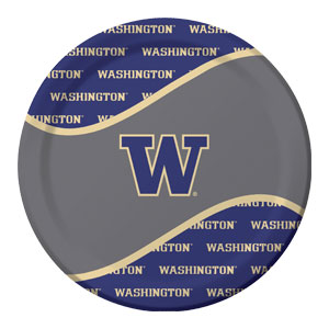 Washington 9 Inch Plates