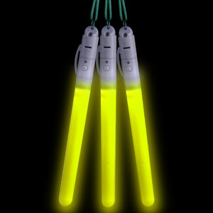 LED Light Stick Wand - Yellow