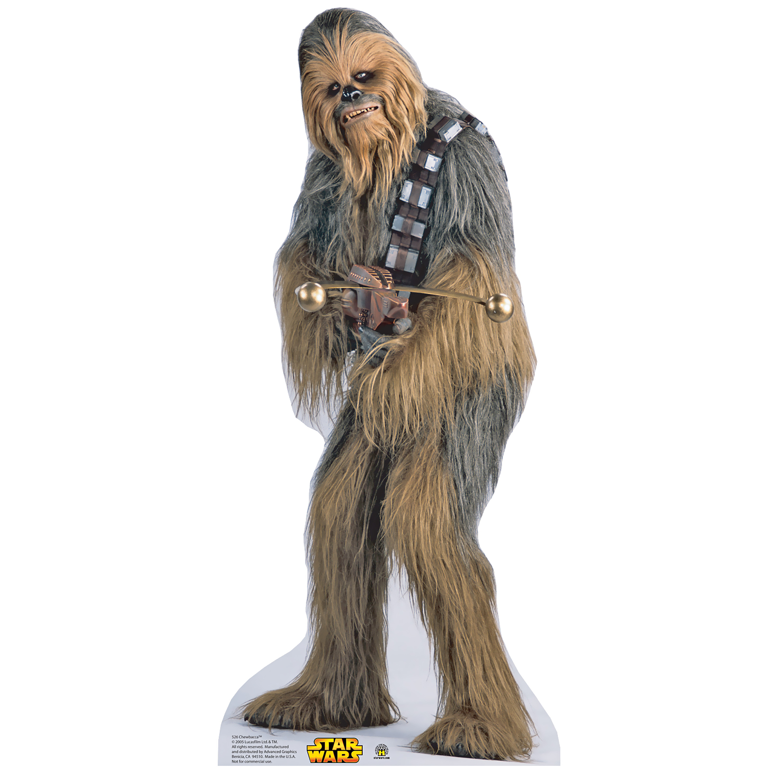Star Wars Chewbacca Standup