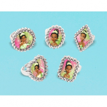 Disney Tiana Jewel Ring Favors