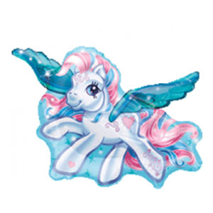 My Little Pony Shape Balloon- 38in