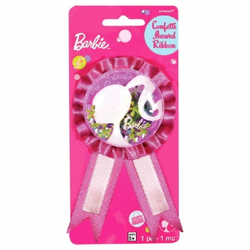 Barbie Confetti Ribbon