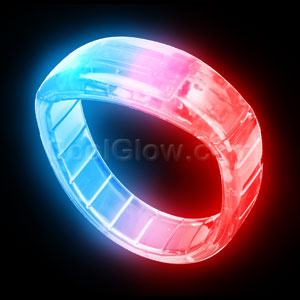 LED Bangle Bracelet - Multicolor