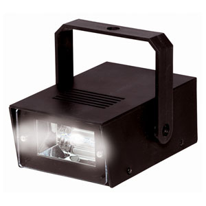 Mini Strobe Light- 5 Inch