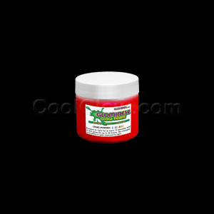 Glow Body Paint 2 oz Jar - Red