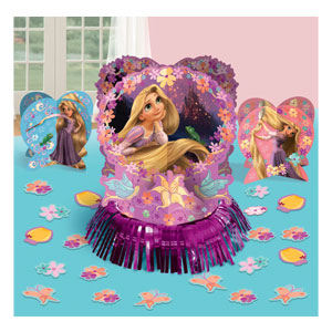 Disney Tangled Table Decorating Kit- 23pc