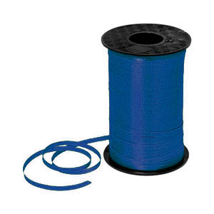 Navy Blue Curling Ribbon- 500yds