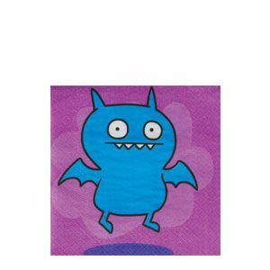 Ugly Doll Beverage Napkins- 16ct