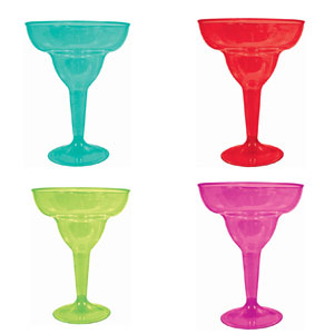 Mini Margarita Glasses- 20ct