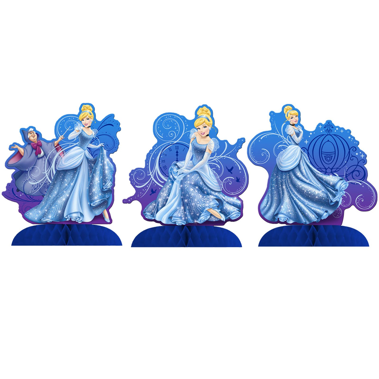 Disney Cinderella Centerpiece Kit