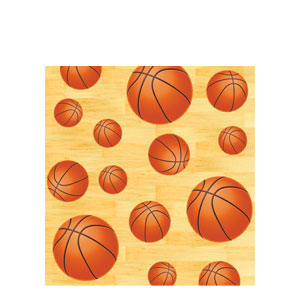 Basketball Tablecover