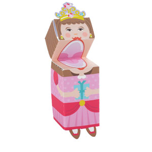 Castle Fun Finger Puppets - 4ct