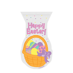 Easter Basket Cello Bag