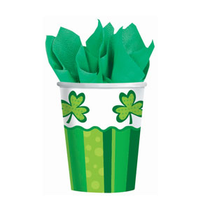 St. Pat's Cheer Cups-9 oz