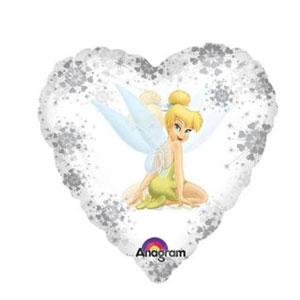 Tinkerbell Love Balloon- 18 Inch