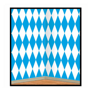 Oktoberfest Backdrop - 30ft