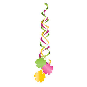 Flowers Deluxe Danglers- 2ct